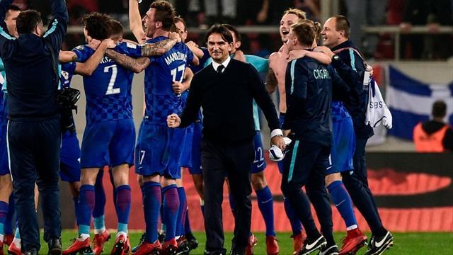 Nach erfolgreicher Qualifikation: Dalic auch bei WM Kroatien-Trainer