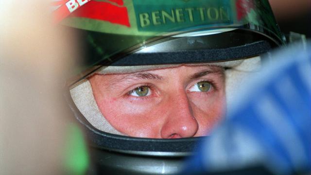 Il y a 23 ans, Schumacher remportait son premier titre