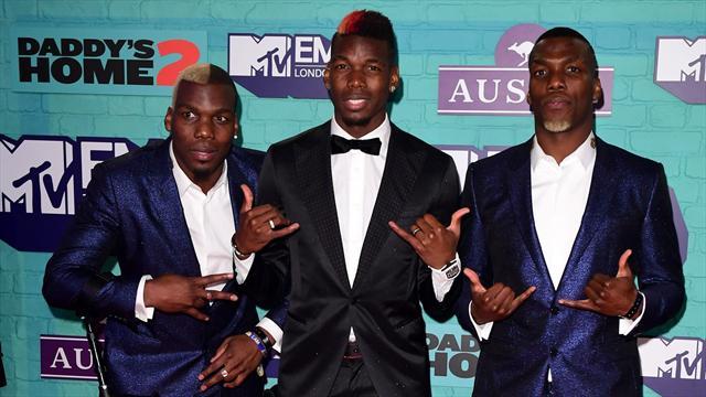 Погба и Алли зажгли на церемонии MTV. Кто оделся круче?