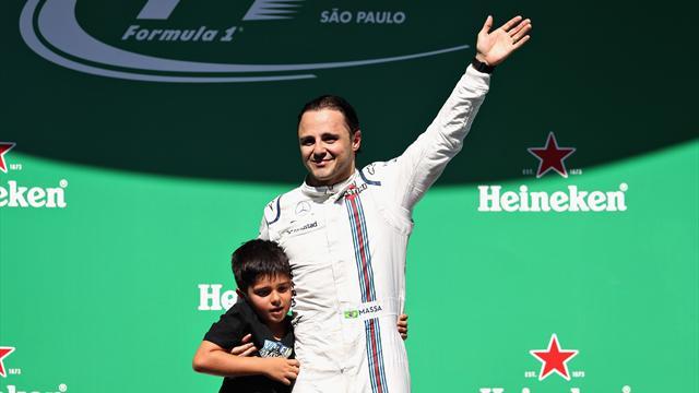 L'addio di Massa, Alonso a Le Mans, mistero Renault: le 10 istantanee del Gp del Brasile