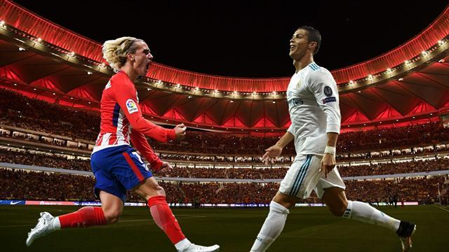 Atlético-Real Madrid: Wembley y otros estadios que se le atragantaron al Madrid en su primera visita