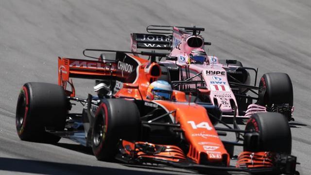 Pirelli y McLaren acuerdan la suspensión de los test de Sao Paulo por seguridad