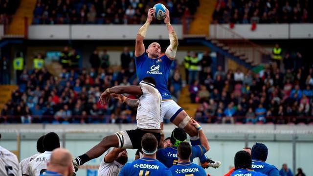 L'Italia sale al 13° posto nel ranking mondiale! Scavalcate le Tonga, All Blacks sempre in testa