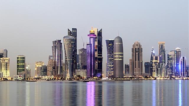 Финальный бой в Лиге Чемпионов и Глобал Чемпионc Тур в Катаре