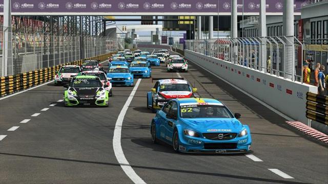Dornieden Campione provvisorio di eSports WTCC a Macao