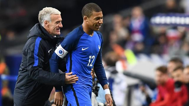Deschamps ne prendra
