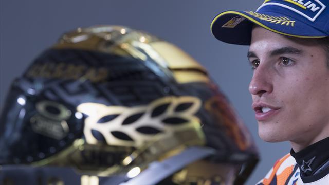 Marquez peut rêver : il n'a plus qu'Agostini, Rossi et Doohan devant lui