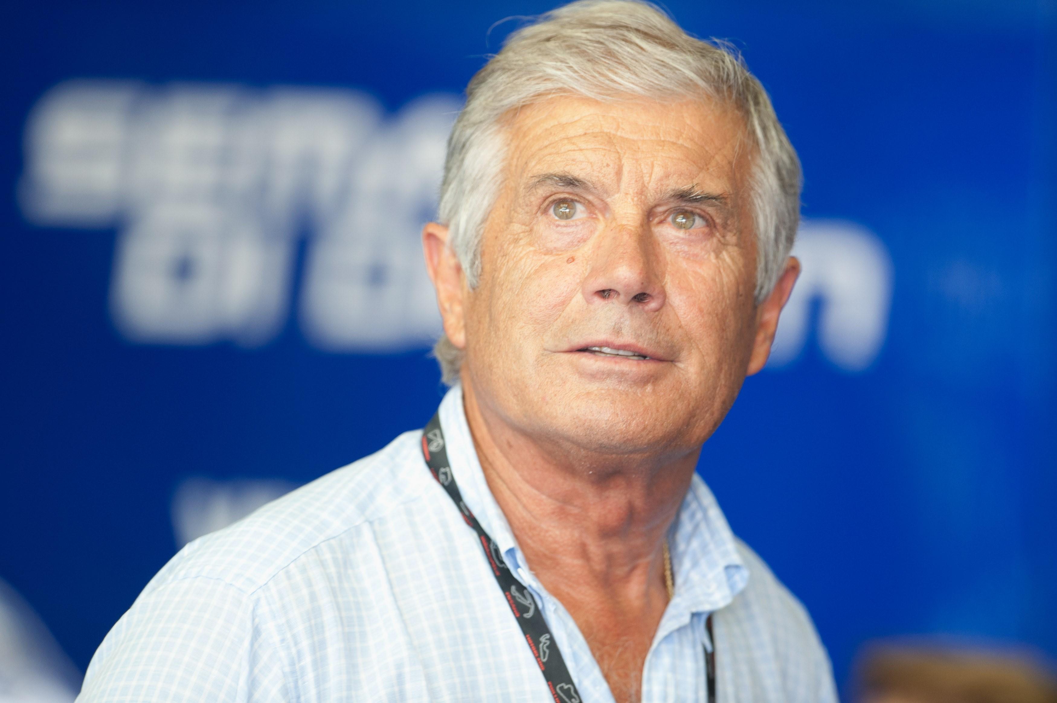 Giacomo Agostini au Grand Prix de Saint-Marin 2011