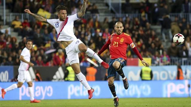 Costa Rica busca la victoria en Hungría después del fiasco en España