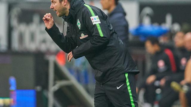 Erster Sieg für Kohfeldt als Werder-Cheftrainer