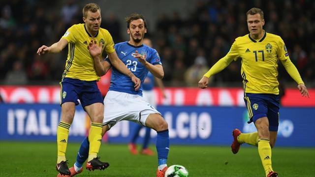 Le pagelle di Italia-Svezia 0-0: Gabbiadini non incide, Parolo ci prova