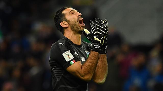Sky Sport Italia: Буффон вернется в сборную Италии для выступления на Евро-2020