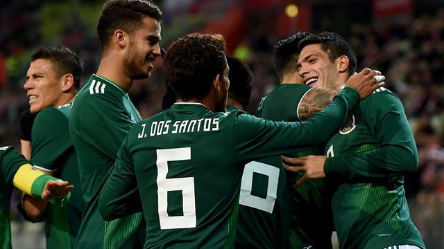 Mexiko im WM-Profil: Durchbricht Lozano das Achtelfinaltrauma?