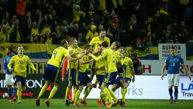 Schweden im WM-Profil: Neue Zeitrechnung nach König Zlatan