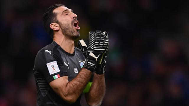Nach WM-K.o.: Buffon beendet Nationalmannschafts-Karriere