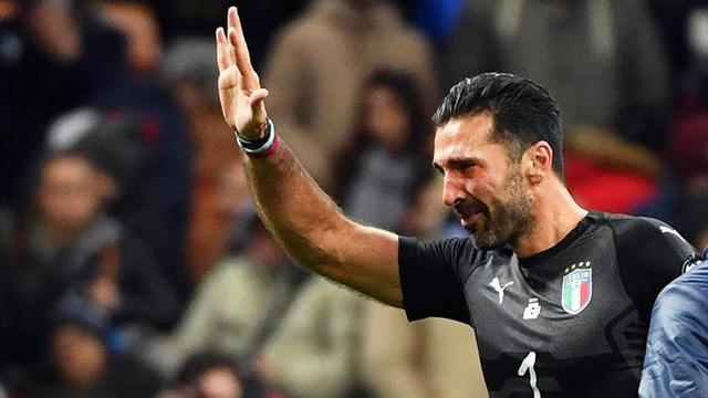 Buffon confirma, entre lágrimas, su retirada de la selección