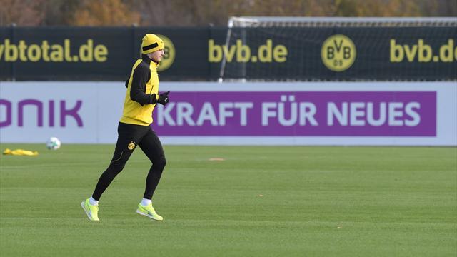 Dieses Video macht BVB-Fans froh: Reus läuft wieder