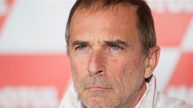 Teamchef Suppo verlässt Weltmeisterteam Honda