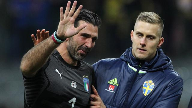 Buffon tears were agonisingly beautiful, a moment to weep over the fading of an era