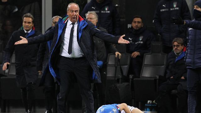 Ventura sacked by Italy