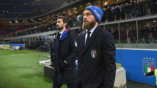De Rossi explains touchline row with manager Ventura