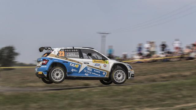 Fifth is fine for ERC regular Botka