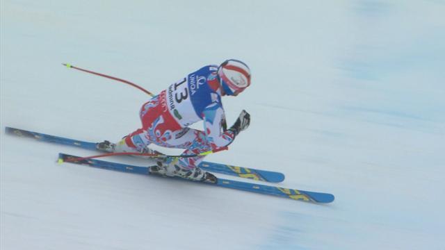 Rückblick 2013: Poisson holt Bronze in der WM-Abfahrt von Schladming