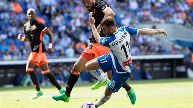 Dos victorias y dos derrotas en las 4 últimas visitas del Valencia al Espanyol