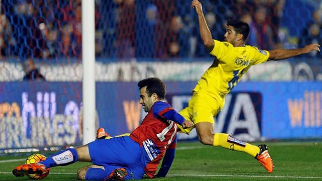 El Levante nunca ha ganado en Primera en el campo de Las Palmas