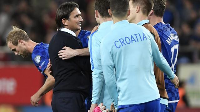 Kroatien setzt auch bei der WM auf Trainer Dalic