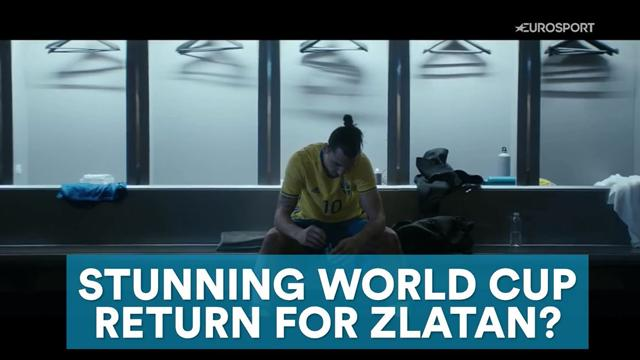 Could Zlatan reverse his retirement for the World Cup?