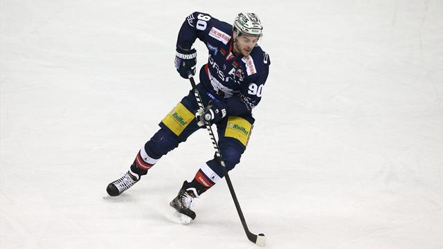 Nach erneuter Depression: Eisbär Braun wieder im Mannschaftstraining