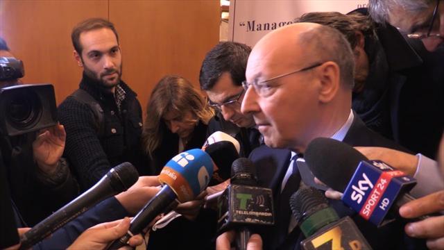"Juve-Boss Marotta: ""Goretzka und Can wären Luxus"""