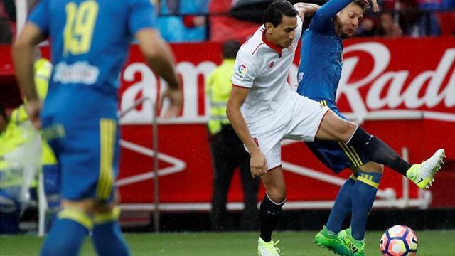 El Celta ganó en 5 de las 10 visitas ligueras al Sevilla durante el siglo XXI