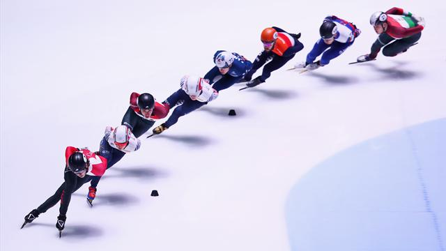 'EU set to rule in favour of speed skaters over ISU ban threat'