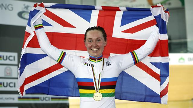 Archibald headlines 12-strong British squad at Canada World Cup