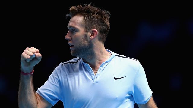 ATP Finals 2017, Cilic-Sock: Un soplo de aire (7-5, 2-6 y 6-7-4-)