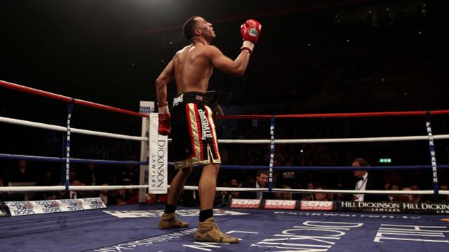 James DeGale to take on Caleb Truax in December