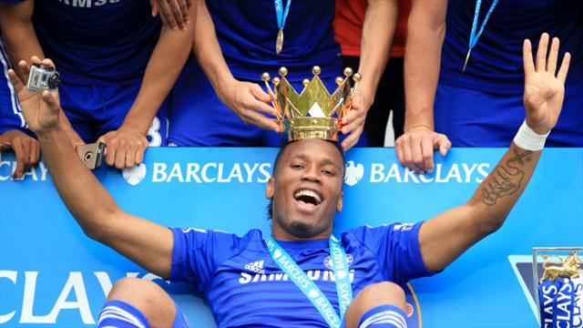 Didier Drogba announces plan to retire from football next year
