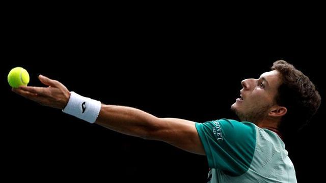 Dimitrov vapulea a Goffin para alcanzar la semifinal del ATP Finals