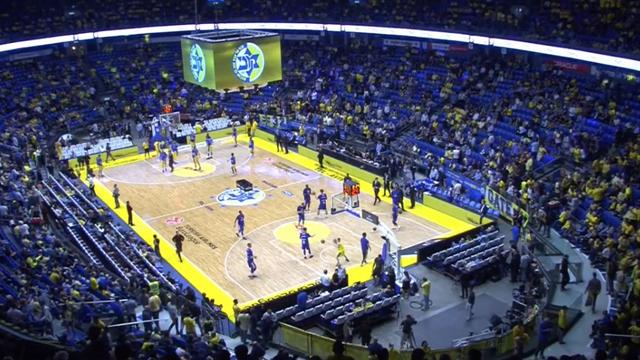 Highlights: Maccabi Fox Tel Aviv-Anadolu Efes Istanbul 72-92