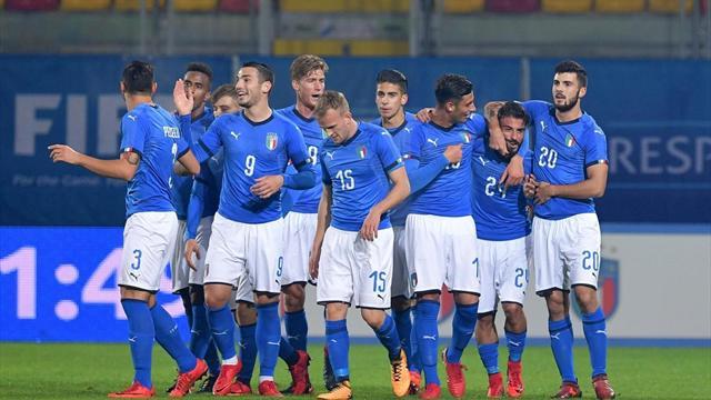 L'Italia piange ma Rotella sorride: Orsolini in rete con l'Under 21