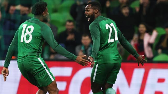 Convocati Nigeria: la lista dei 23 per i Mondiali di Russia 2018