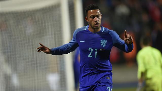 Niederlande mit klarem Sieg in Rumänien