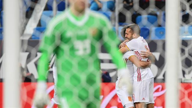 La vuelta del mejor Jordi Alba, la mejor noticia para Lopetegui