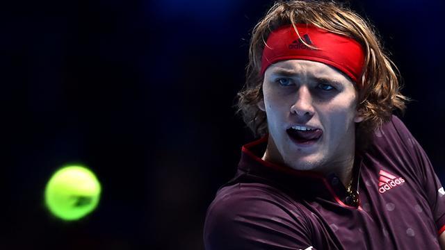 ATP-Finale: Zverev unterliegt Federer - Halbfinale noch machbar