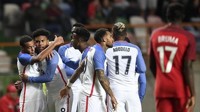Schalkes McKennie trifft bei US-Debüt gegen Portugal