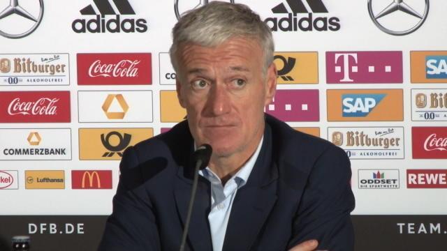 """Deschamps : """"Si l'on peut éviter l'Espagne..."""""""