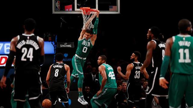 Al Horford realiza un doble-doble en el triunfo de Celtics