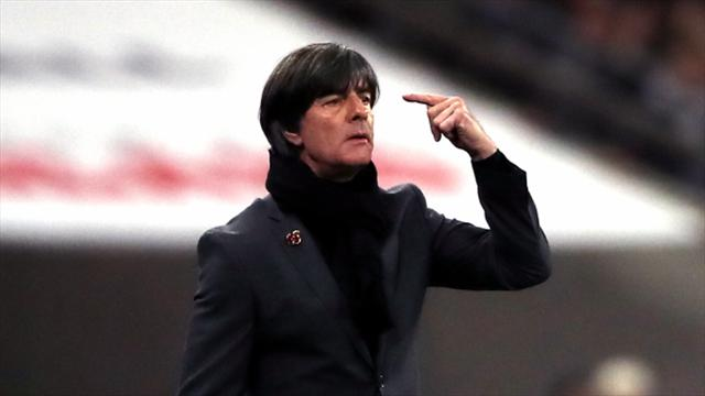 Joachim Low takes positives from Germany's friendly double header